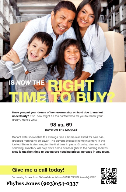 Is it time for you toBuy?