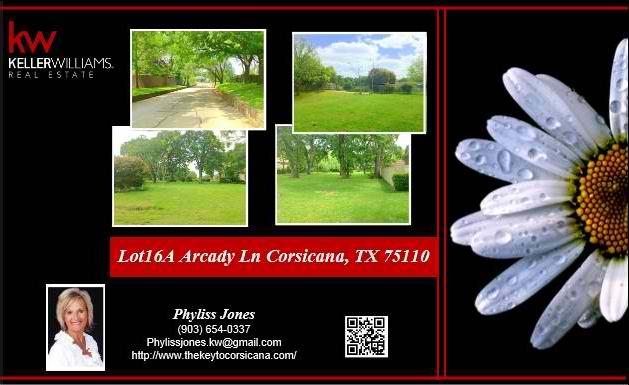 Beautiful Residential Neighborhood in Corsicana,TX