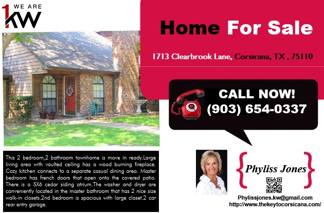Home for Sale 1713-clearbrook-lane