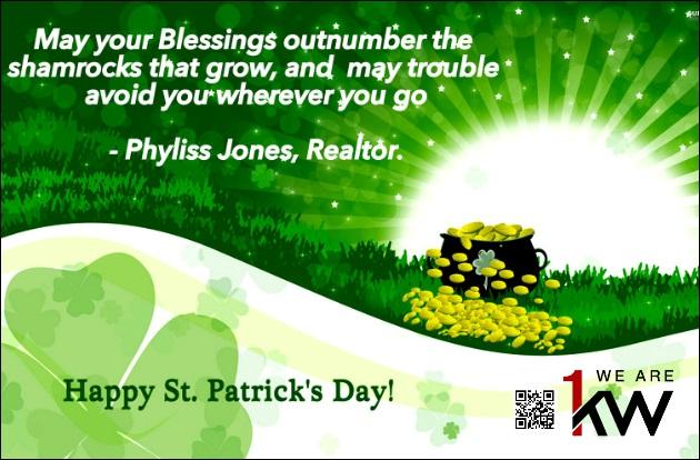 Happy Saint Patrick'sDay!