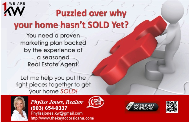 To Sell your home fast call me!