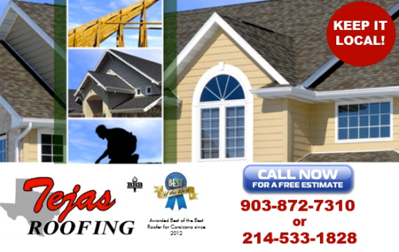 Roofing Needs?